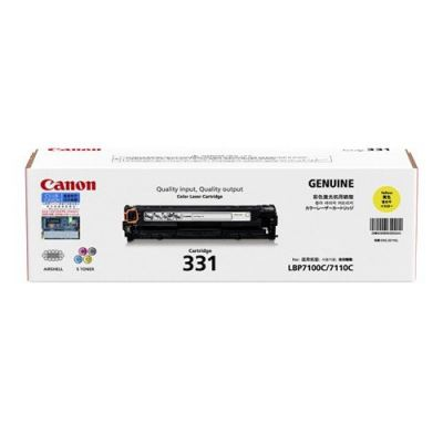 Canon CART 331 Yellow Toner