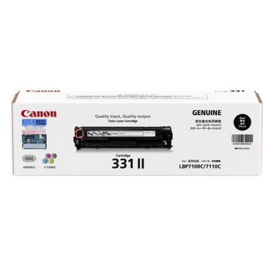 Canon CART 331 II High Cap Black Toner