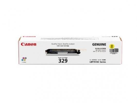 Canon CART 329 Yellow Toner