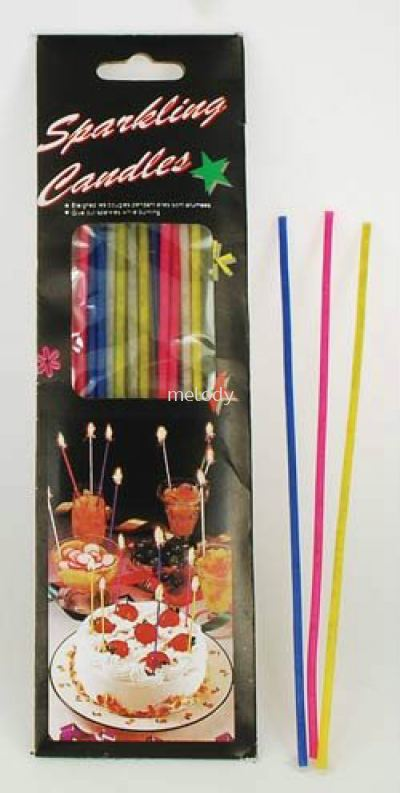 Sparkling candle - 2002 0301