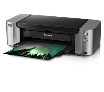 Canon PIXMA PRO-100 (Print Only/A3/Network/Wifi/8-Colour dye ink)
