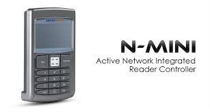 EntryPass N-Mini EP.N918 Active Network Integrated Reader Controller