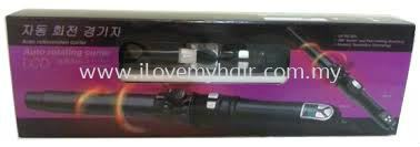 Auto Rotating Curler