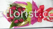 VBF37  - From : RM250.00 Valentine Bouquet