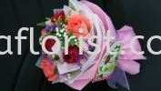 VBF01 - From : RM130.00 Valentine Bouquet