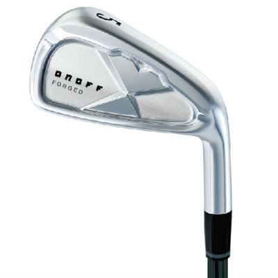 ONOFF Forged 2 Smooth Kick MP-713i Graphite	Shaft Irons Set