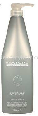 Nature Collection Super Ice Shampoo (nourishing repair for color/dry/damaged hair)1000ml
