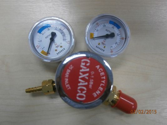 GAXACO AR-81 ACETYLENE REGULATOR