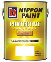 Polyurethane Recoatable Finish (Gloss) Nippon Paint