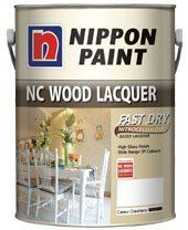NC Wood Lacquer Nippon Paint