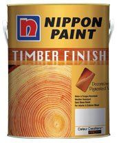 Timber Finish Nippon Paint