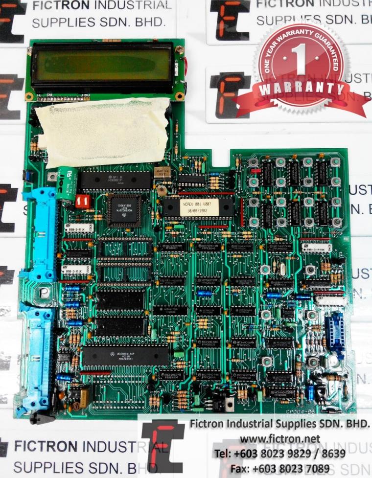 Repair Service in Malaysia - CPDG4-B6 404000262-D CARTE PRINCIPALE Ticket Machine Board CARTE Repair Services