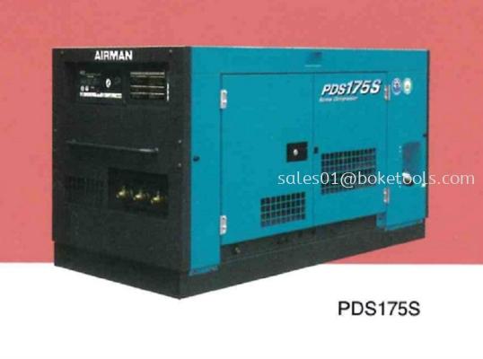 AIR COMPRESSOR PDS185S