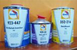 Extremely Scratch-Resistant HS Clear 90 Line Basecoat/Clearcoat Systems Products Used