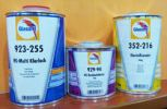 HS Clear for Basecoat/Clearcoat Systems Products Used