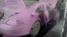 Mercedes Benz Car Spray Service Mercedes Benz Car Spray Paint Service Service ~ YEN FATT AUTO SPRAY SPECIALIST