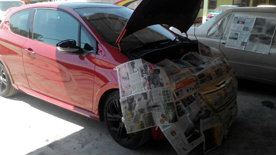 Peugeot Car Spray Service Peugeot Car Spray Paint Service Service ~ YEN FATT AUTO SPRAY SPECIALIST