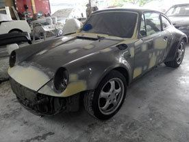 Porsche Car Spray Service Peugeot Car Spray Paint Service Service ~ YEN FATT AUTO SPRAY SPECIALIST