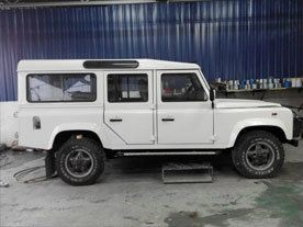 Jeep Car Spray Service Jeep Car Spray Paint Service Service ~ YEN FATT AUTO SPRAY SPECIALIST