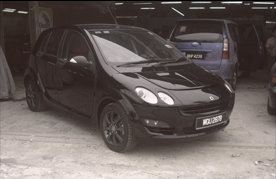 Smart Car Spray Service Smart Car Spray Paint Service Service ~ YEN FATT AUTO SPRAY SPECIALIST