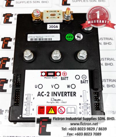 FZ5283-NA.8804724 AC-2 ZAPI Inverter for Forklift Repair Service in Malaysia