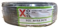 F3C-XPRO-40160 3 Core Flexible Cable VDE and Flexible Cable