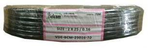 VDE BELCOM 25X0.16 BC 70M VDE cable VDE and Flexible Cable