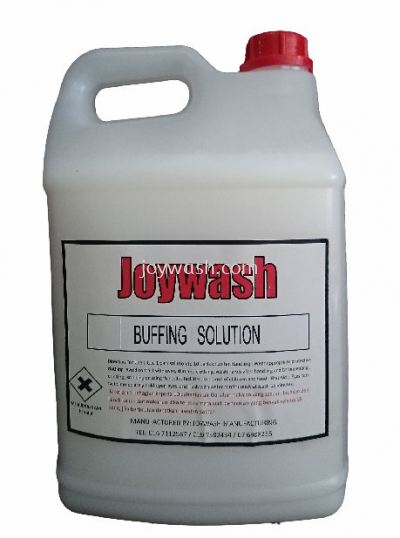 Buffing Solution