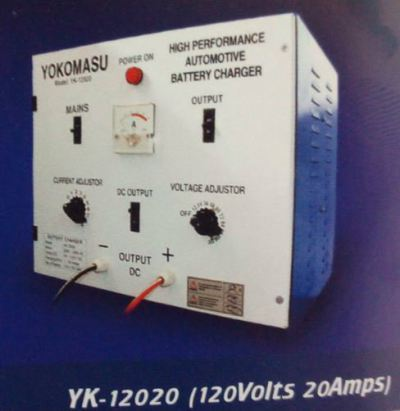 Battery Charger Constance Voltage