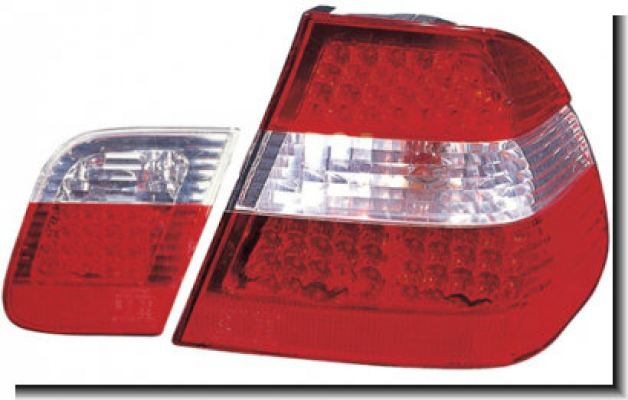 BMW E46 Rear tail light type B (4 door)