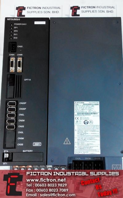 MDSDMSPV3-20080 MITSUBISHI MULTI AXIS UNIT Supply & Repair Malaysia Singapore Thailand Europe
