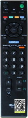 RM-715A SONY LCD/LED TV REMOTE CONTROL SONY LCD/LED TV REMOTE CONTROL