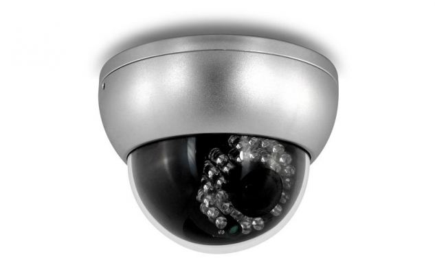 IS-VD1201 Vandal Dome Camera