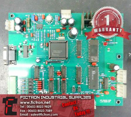 Repair Service in Malaysia - KM-SWAVE-D1B LJM-2009-04 Control PCB Singapore Indonesia Thailand