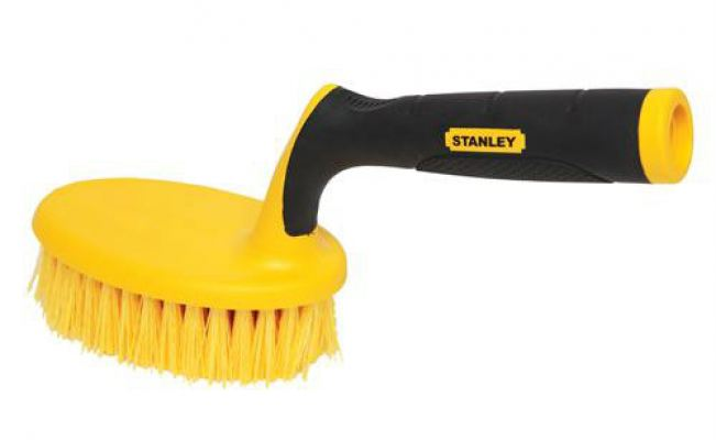 Stanley 28-231 - Long Handle Scrub Brush