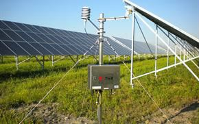 complete Weather Station For Solar Application