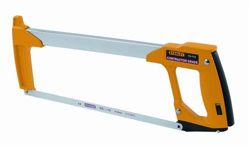 "15-113 - 12"" High Tension Hacksaw Cutting / Holding Tools Stanley"