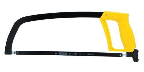 "STHT20138 - 12"" Solid Frame Hacksaw Cutting / Holding Tools Stanley"