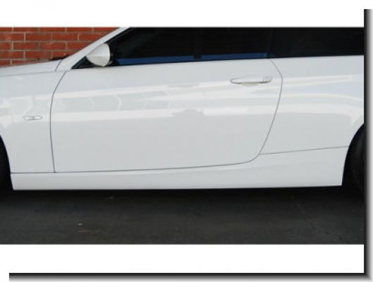 BMW E92 M-TEk side skirt