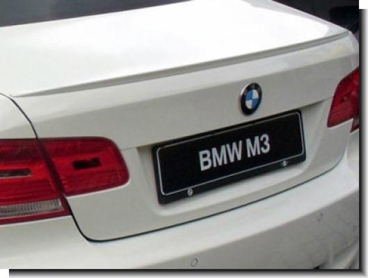 BMW E92 M3 spoiler