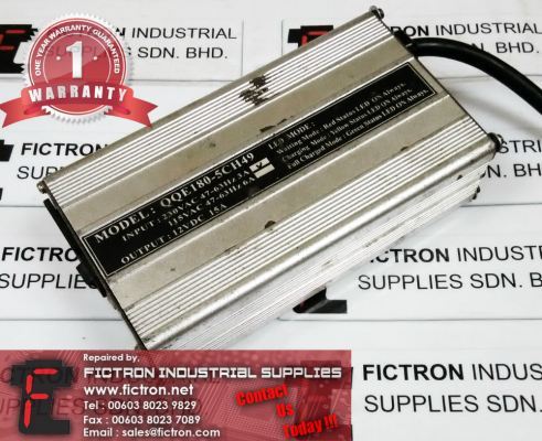 Repair Service in Malaysia - QQE180-5CH49 Battery Charger Singapore Indonesia Thailand