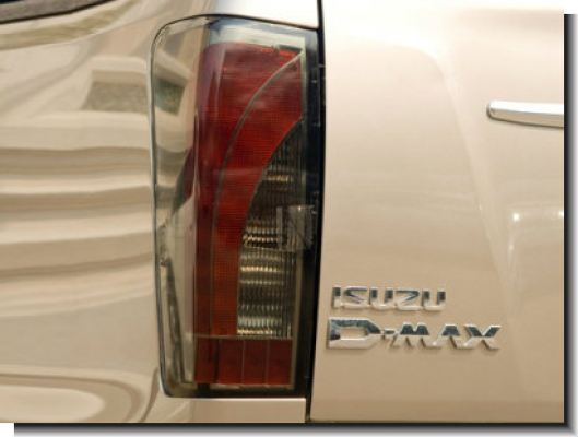 Isuzu D-Max rear tail light type A