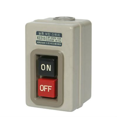 Power Push Button Switch - KACON KE Series