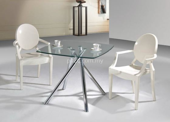 PK-T91 -TABLE  PK-HH-449-CHAIR