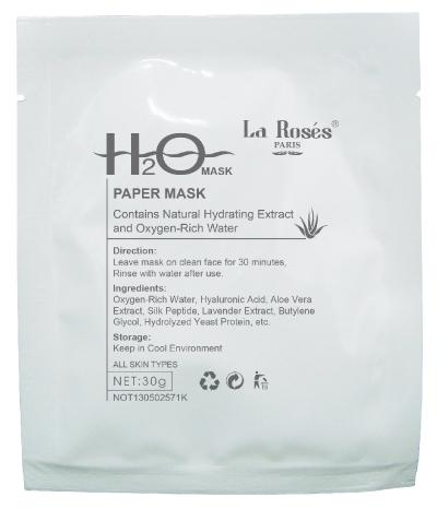 H2O Paper Mask