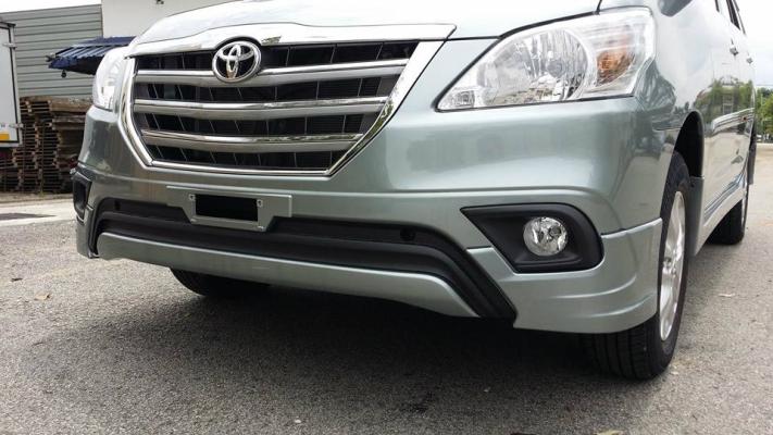 Toyota Innova 2014 OEM bodykit