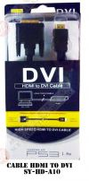 HDMI CABLE TO DVI SY-HD-A10 HDIM CABLE HDMI