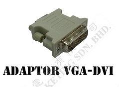 ADAPTOR VGA-DVI