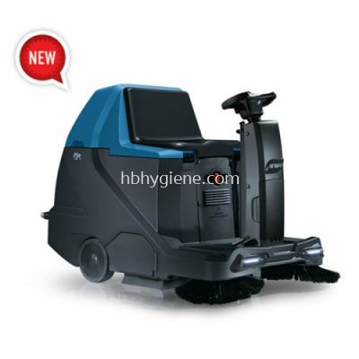 IMEC FSR-B - Ride On Battery Sweeper