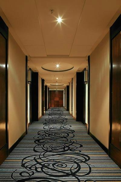 Hotel Corridor Carpet